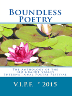 Boundless Poetry 2015
