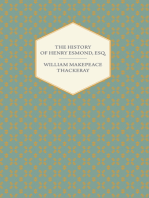 The History of Henry Esmond, Esq.