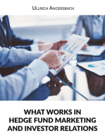 Hedge Fund Marketing Book