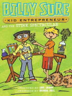 Billy Sure Kid Entrepreneur and the Stink Spectacular