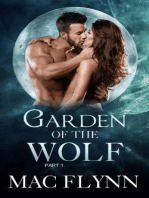Garden of the Wolf #1 (BBW Werewolf Shifter Romance)