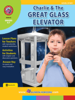 Charlie & The Great Glass Elevator (Novel Study)