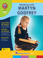 Reading with Martyn Godfrey (Author Study)