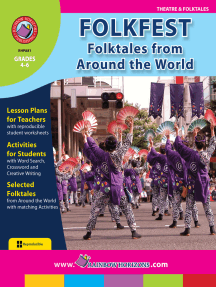 Folkfest: Folktales From Around The World