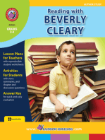 Reading with Beverly Cleary (Author Study)