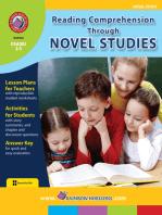 Reading Comprehension Through Novel Studies