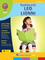 Reading with Leo Lionni (Author Study)
