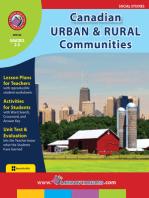 Canadian Urban And Rural Communities