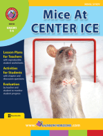Mice At Center Ice (Novel Study)