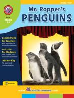 Mr. Popper's Penguins (Novel Study)
