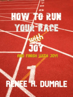 Run Your Race and Finish It!
