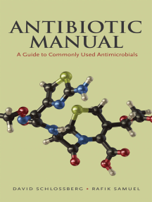 Antibiotic Manual: A Guide to Commonly Used Antimicrobials