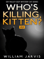Who's Killing, Kitten ? #2 ( Sky Valley Cozy Mystery Cat Series)