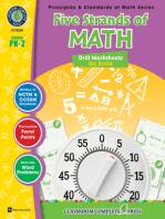 Five Strands of Math - Drills Big Book Gr. PK-2