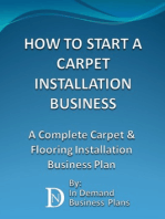 How To Start A Carpet Installation Business