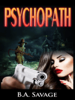 Psychopath (A Private Detective Mystery Series of crime mystery novels Book 10)