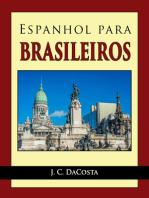 Espanhol para Brasileiros