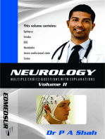 Neurology Multiple Choice Questions With Explanations