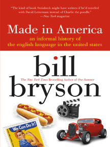 made in america by Bill Bryson - Book - Read Online