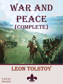 War & Peace: {Complete & Illustrated}