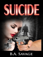 Suicide ( A Private Detective Mystery Series of crime mystery novels Book 9)