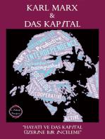 """Das Kapital: """"Hayati ve Das Kapital Uzerine Bir Inceleme"""""""