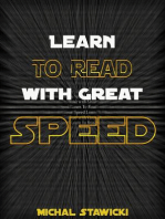 Learn to Read with Great Speed