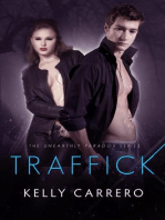 Traffick (Unearthly Paradox, #3)