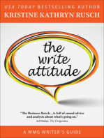 The Write Attitude: A WMG Writer's Guide