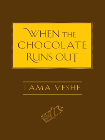 When the Chocolate Runs Out