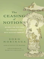The Ceasing of Notions