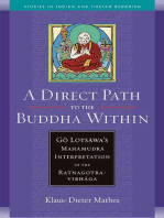 A Direct Path to the Buddha Within