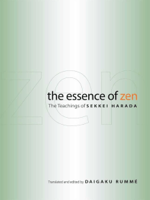 The Essence of Zen: The Teachings of Sekkei Harada