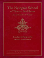 The Nyingma School of Tibetan Buddhism