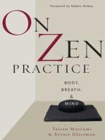 On Zen Practice