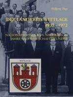 Der Landkreis Wittlage 1933 - 1972