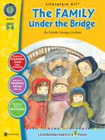 The Family Under the Bridge - Literature Kit Gr. 3-4