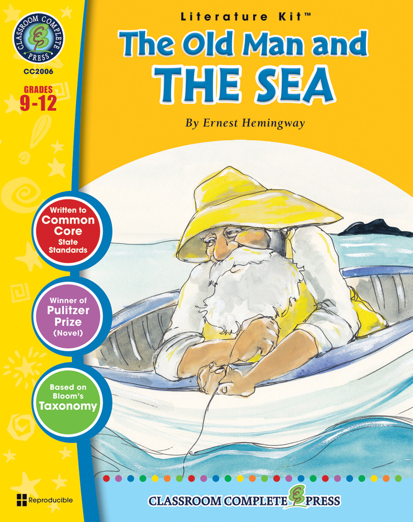 an introduction to the literary analysis of the old man and the sea by ernest hemingway A short summary of ernest hemingway's the old man and the sea this free synopsis covers all the crucial plot points of the old man and the sea  literary analysis.