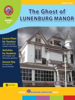 The Ghost of Lunenburg Manor (Novel Study)