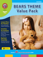 Bears Theme VALUE PACK