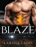 Blaze (An Elemental Series, #2)