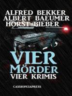 Bekker/Bieber - Vier Krimis