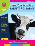 Have You Seen My Barnyard Baby?