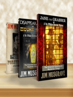 Pat O'Malley Historical Steampunk Mystery Trilogy