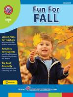 Fun For Fall
