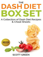 The Dash Diet Box Set