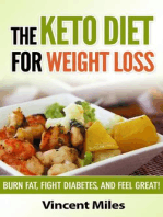 The Keto Diet For Weight Loss