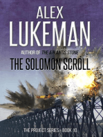 The Solomon Scroll: The Project, #10