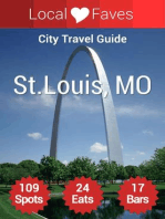 St. Louis Top 109 Spots (Local Love City Travel Guides, #1)