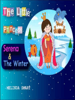 The Little Princess Serena & The Winter